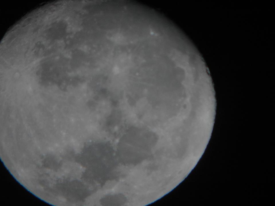 Lune prise à Eguson