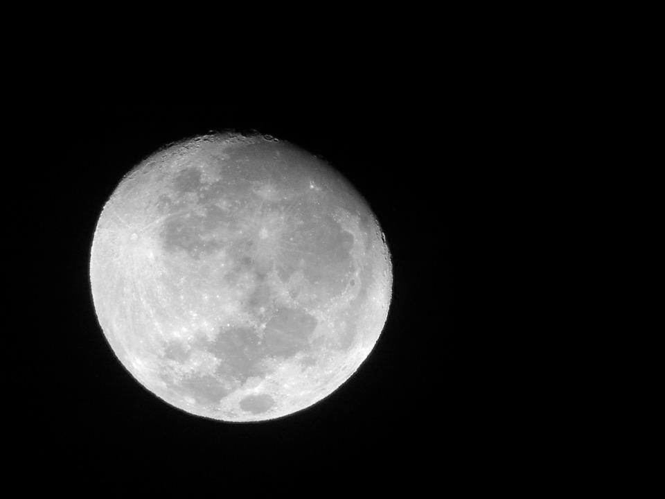 Lune 2 prise à Eguson