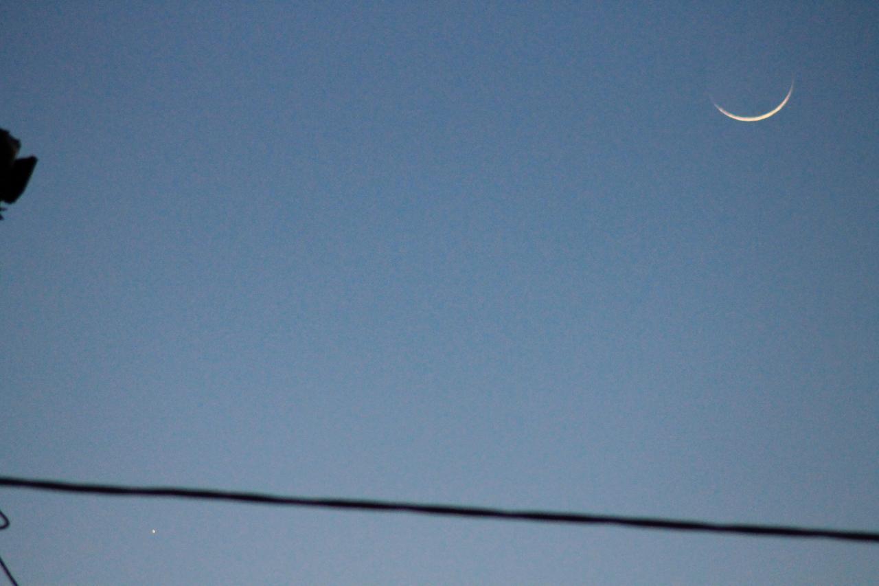 Mercure et la barque lunaire 11-02-13