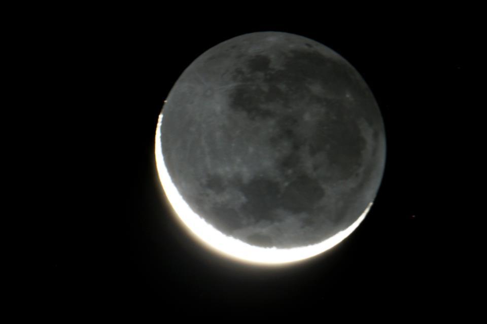 lune cendrée 12 avril 2013