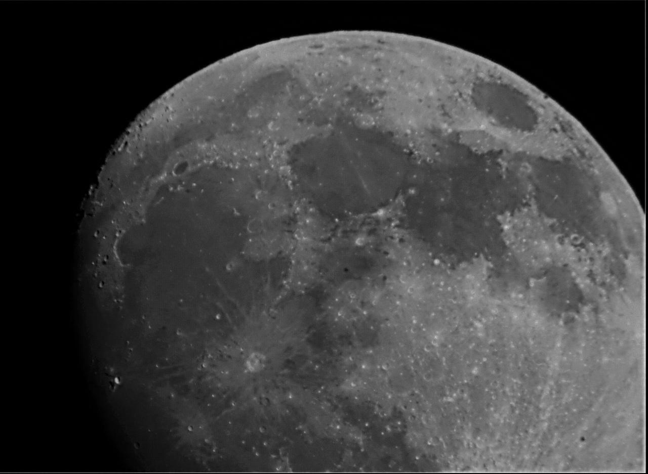 Lune le 20.06.13