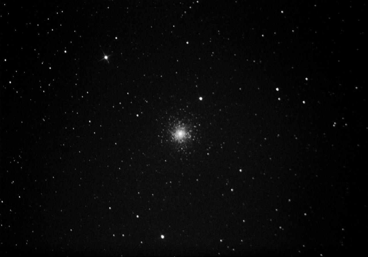 M15 Constellation de Pégase
