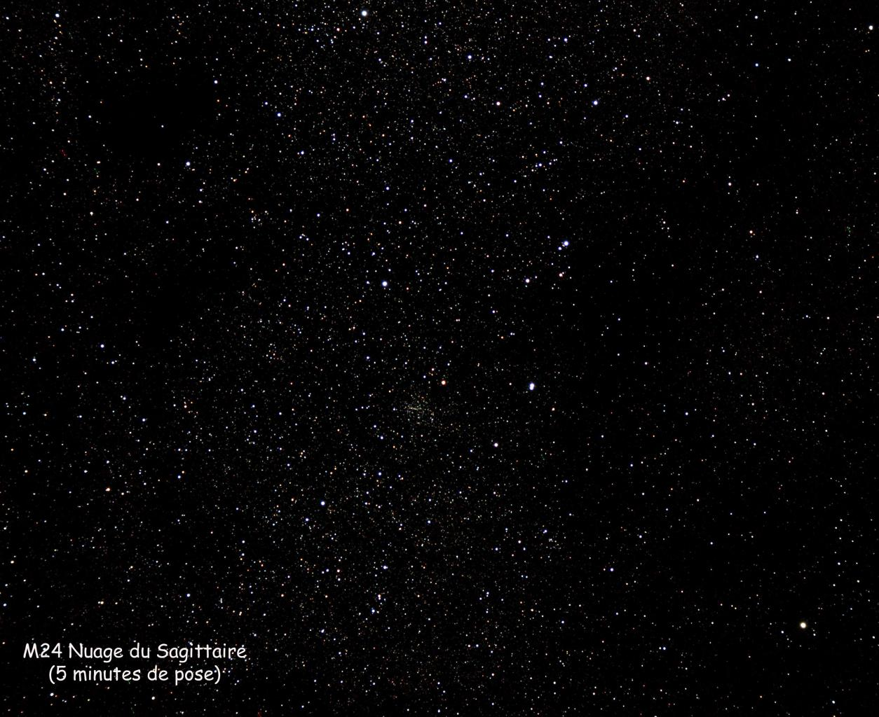 M24 Nuage du Sagittaire
