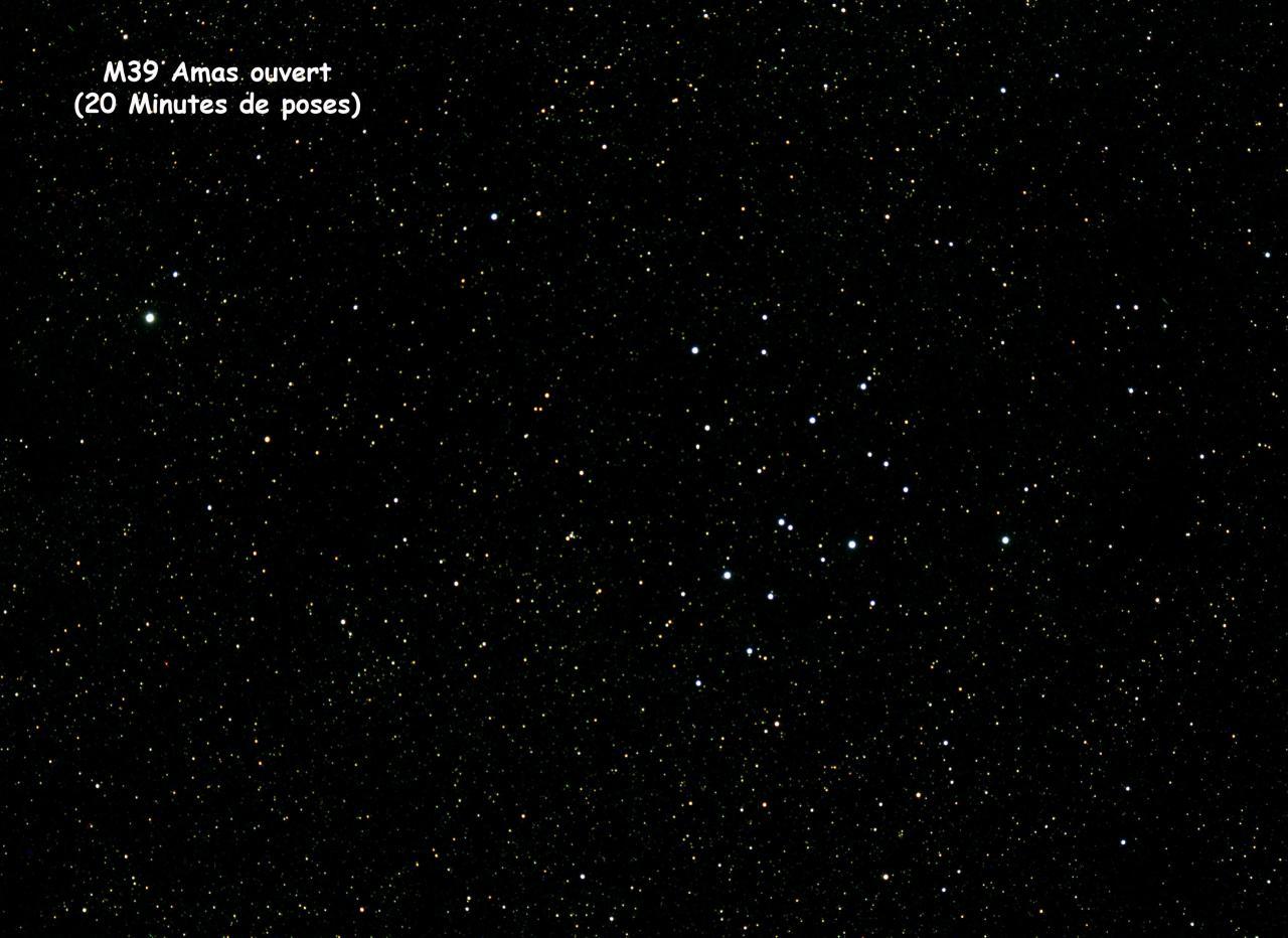 M39 Amas ouvert