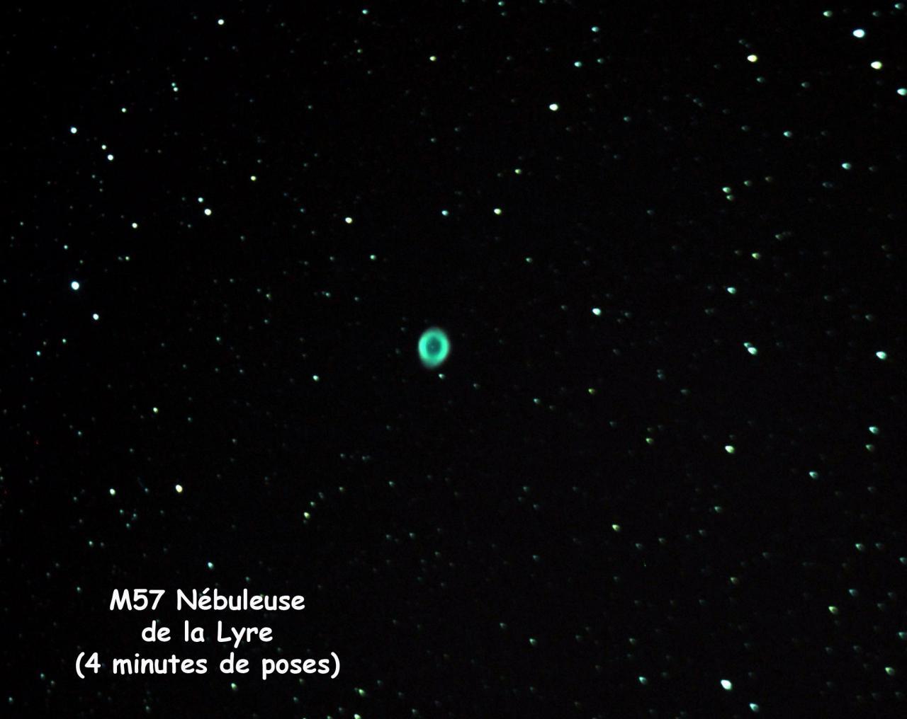 M57 Nébuleuse de la Lyre