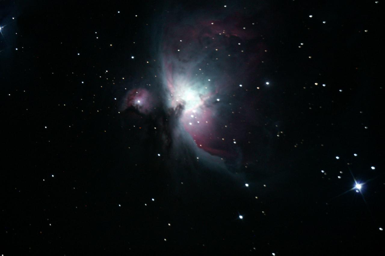 Nébuleuse d'Orion M42