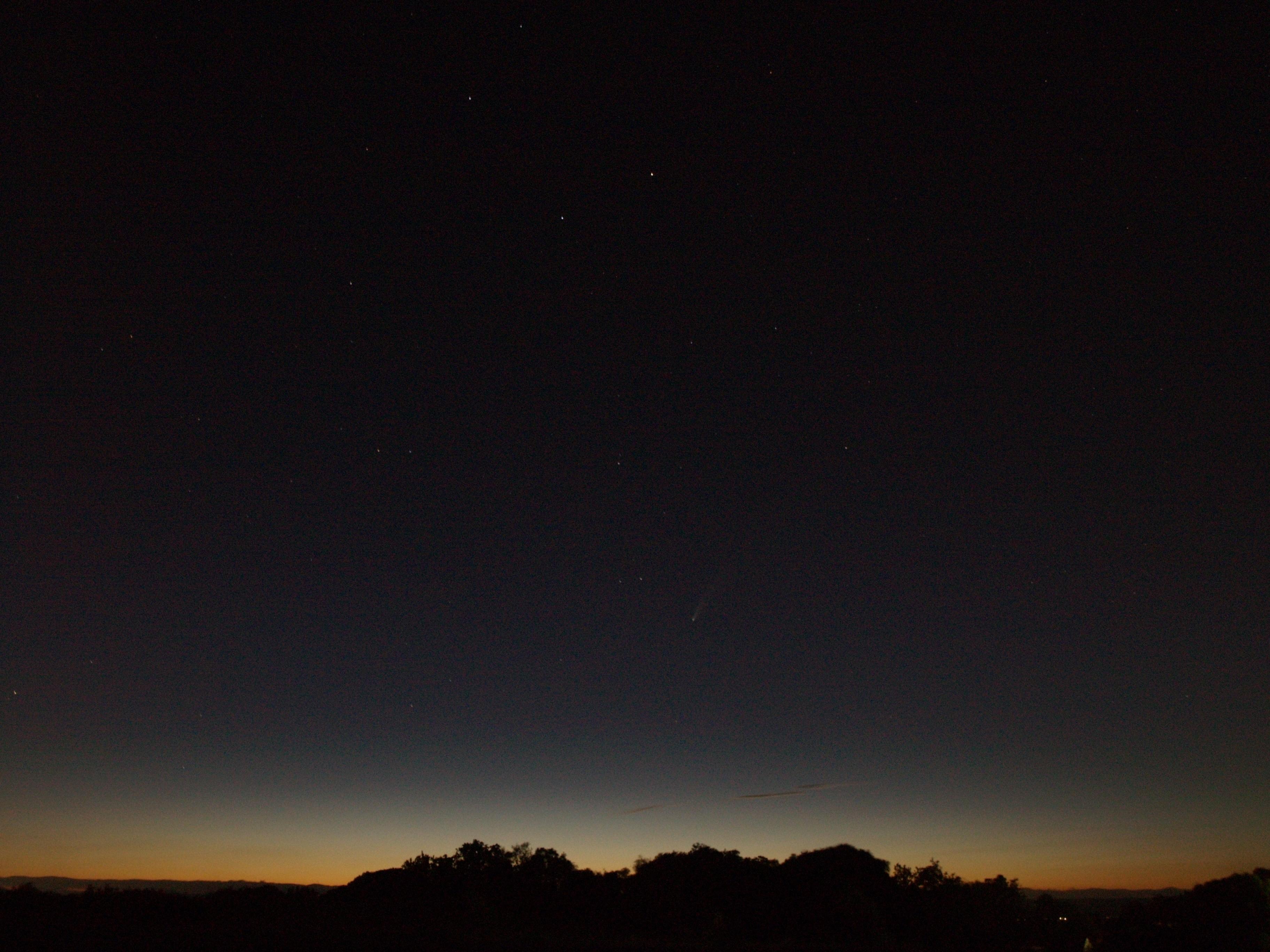 COMETE NEOWISE 19 07 2020