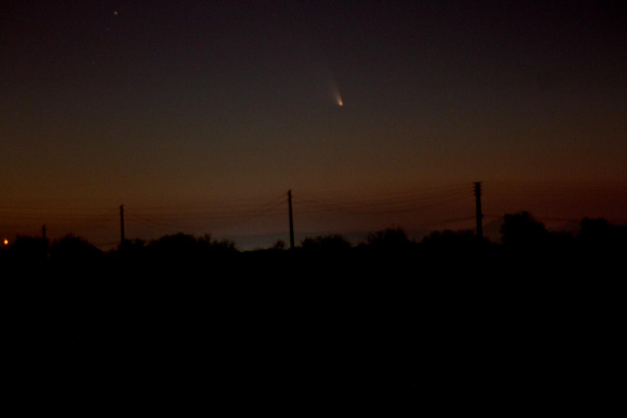 Comète Pannstarrs 15 mars 2013 (2)