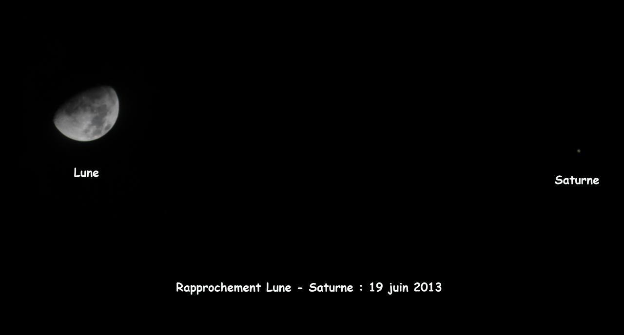Rapprochement Lune Saturne