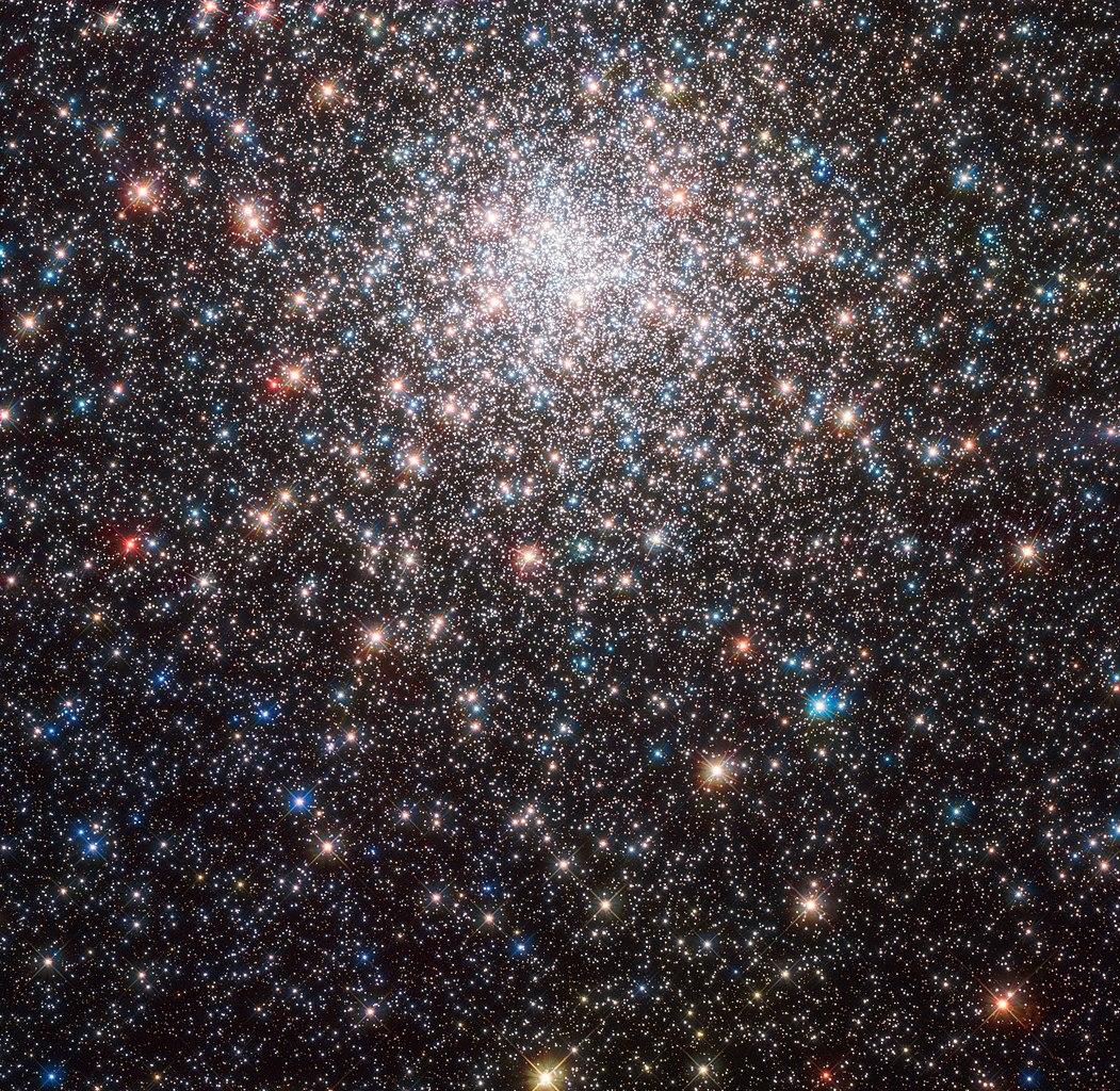 1051px nebulous but no nebula messier 28