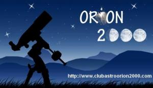 CLUB D'ASTRONOMIE ORION 2000